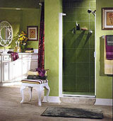 Pivot and Hinge Shower Door Models